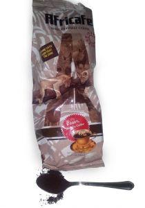 Africafe Pure Ground Coffee Safari Blend (Dark Roast) 500 Grams package