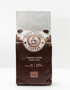Root Farms Coffee from Tanzania