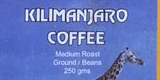 Kilimanjaro magic Bean